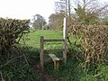 Stile and footpath - geograph.org.uk - 401261.jpg