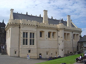 Harl - The Great Hall at Stirling Castle