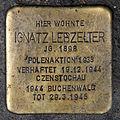 Stolperstein Alte Schönhauser Str 4 (Mitte) Ignatz Lebzelter.jpg