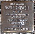 Stolperstein Arnstadt Ried 10-David Ambach.JPG