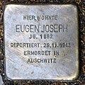 Stolperstein Dernburgstr 55 (Charl) Eugen Joseph.jpg