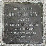 Stolperstein Julius Moses Müllheim.jpg