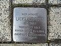 Stolperstein Ladislaus Rune, 1, Hebbelstraße 9, Bockum-Hövel, Hamm.jpg