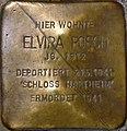 Stolperstein Salzburg, Elvira Posch (Linzer Gasse 26).jpg