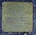 Stolpersteine Gouda Elizabeth Wolffstraat5 (detail3).jpg