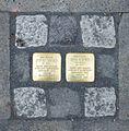 Stolpersteine Krefeld, Verlegestelle Hohenzollernstraße 46.jpg