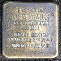 Stolpersteine Solinge Kölner Straße 101 Erna Krauss.jpg