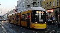 Straßenbahn Berlin 4024 Eberswalder Straße 180228.jpg