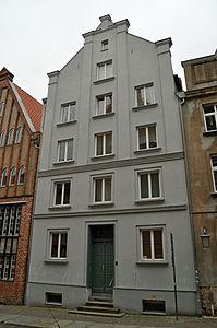 Stralsund, Fährstraße 3 (2012-03-11) 2, by Klugschnacker in Wikipedia.jpg