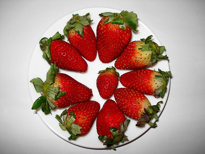English: Strawberry