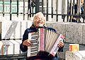 Street entertainer, Paris, France.jpg