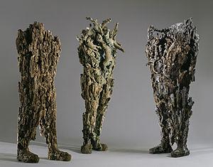 Michele Oka Doner - Strider, Salacia, Collossus, 2008 Collection: University of Michigan Museum of Art