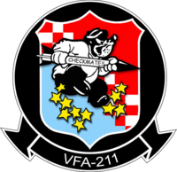 Strike Fighter Squadron 211 (US Navy) insignia 2015.png