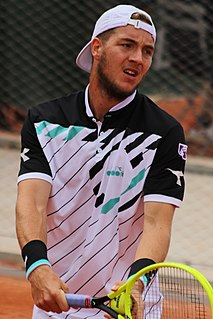 Jan-Lennard Struff German tennis player
