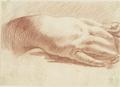 Studie zu einer rechten Hand (SM 13620z).png