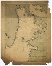 Subigbay uscgs chart 1902