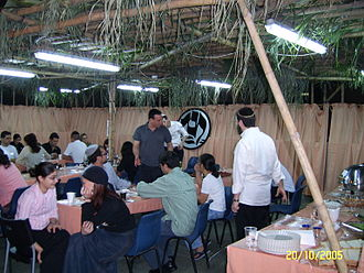 Shemini Atzeret - Sukkot celebration