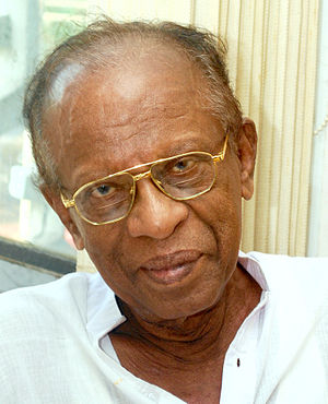 Kerala Sahitya Akademi Award for Miscellaneous Works - Image: Sukumar azhikode 1