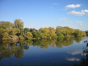Penza Oblast - The Sura River