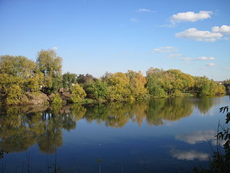 Penza Oblast - The Sura River
