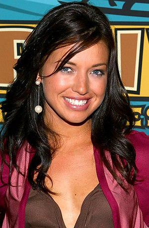 Parvati Shallow - Shallow at the finale for Survivor: Micronesia