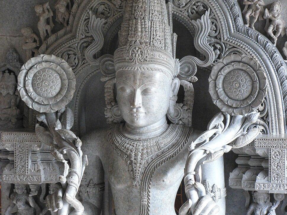 Surya statue, New Delhi, India - 20051204