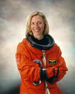 Susan Kilrain American engineer, a former United States Navy officer, and a former NASA astronaut