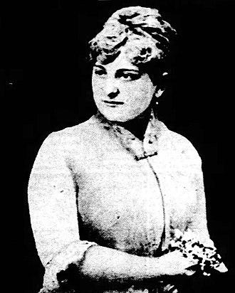 Veiled Prophet Ball - Susie Slayback, 1878