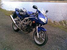 Suzuki SV650 - Wikipedia