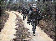 Swamp Phase Ranger School 2009