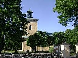 Västerhaninge kirke.