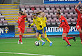 Sweden - Switzerland, 5 April 2015 (17047055562).jpg