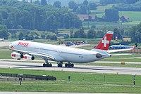 HB-JMC - A343 - Swiss