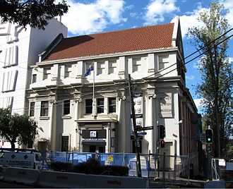 Darlinghurst, New South Wales - Sydney Jewish Museum