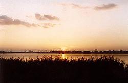 Szczecin jezioro Dąbie zachód.jpg