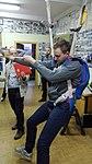 Szkolenie doskonalące przed rozpoczęciem sezonu spadochronowego 2017 w Aeroklubie Gliwickim (05).jpg