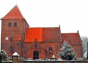 Tågerup Church - Tågerup Church, Lolland