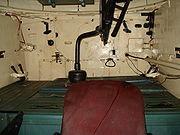 T-34-85 interior Parola Tank Museum