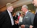 TRHs at Hillsborough Castle reception (13604601773).jpg