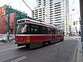TTC streetcar 4130 on King Street, and the old Spadina Hotel, 2014 12 20 -a (16073413445).jpg
