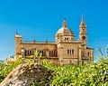 Ta' Pinu Church, in Gharb, Gozo.jpg