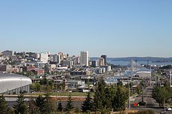 Tacoma, Washington.