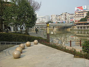 Taining County - TongXin Bridge (同心桥)