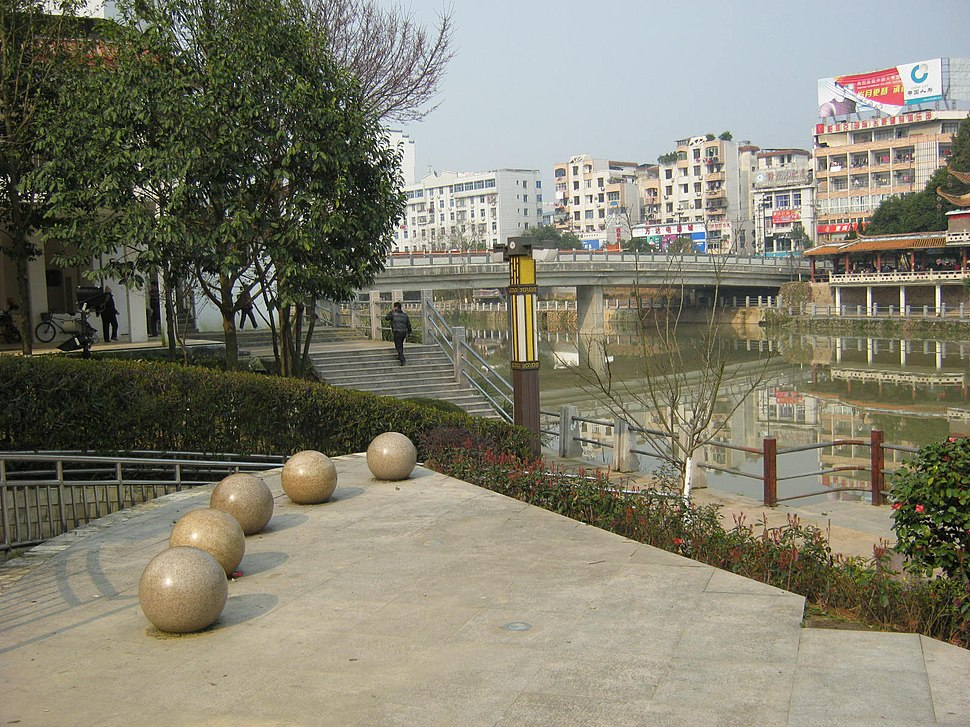 TongXin Bridge (同心桥)