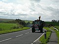 Tailback on the A77 - geograph.org.uk - 254339.jpg