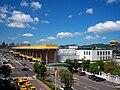 Taipei Songshan Airport 1st Terminal Building East Side.JPG