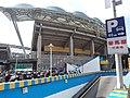 Taipei Stadium & Bei Ning Rd. Car Park 20190813a.jpg