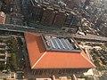 Taipei Station and Civic Boulevard view from Shin Kong Life Tower 20100816.jpg