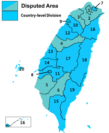 Taiwan Province (PRC) prfc map.xcf