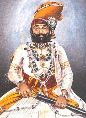 Takht Singh - Maharaja Takht Singhji of Ahmednagar and Jodhpur